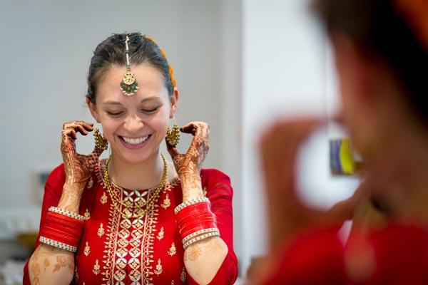 Candid Wedding Photographer in Delhi