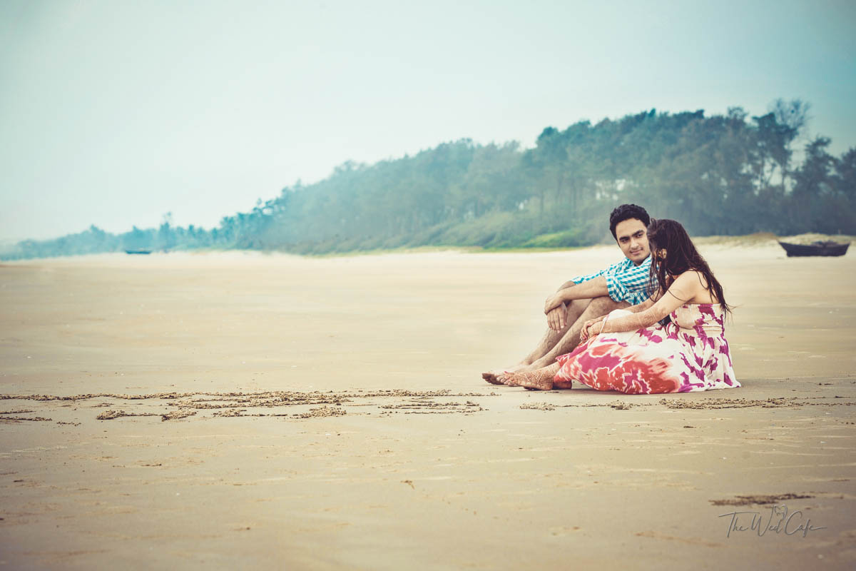 Pre Wedding shoot Goa