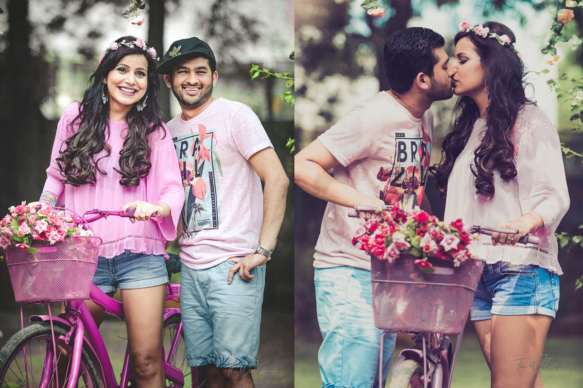 Places around Delhi for Pre-Wedding Shoot