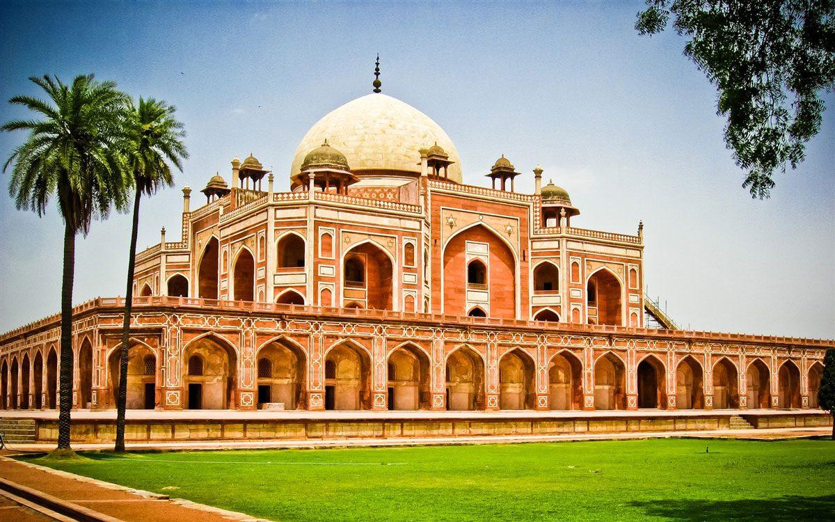 Humanyuns-Tomb-Delhi