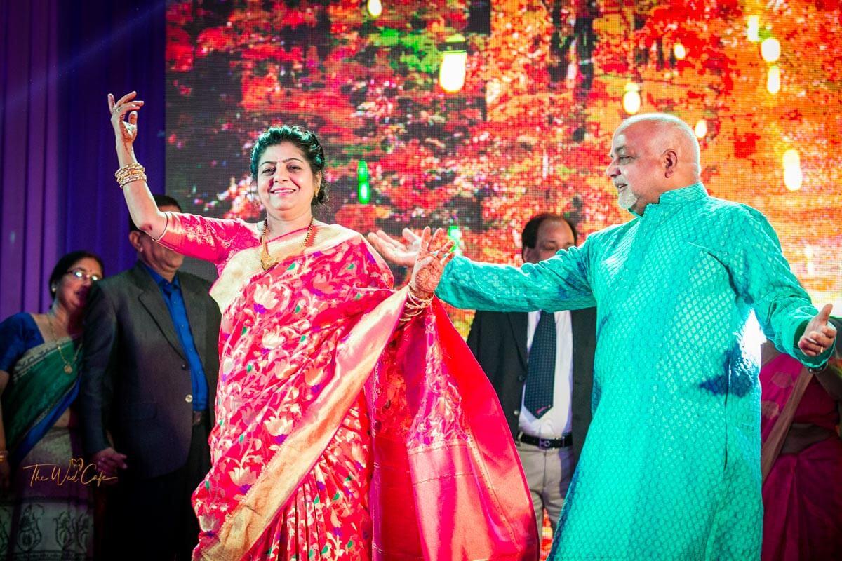 Elaborate Sangeet Performances