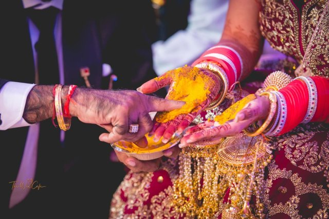 Best Ideas For Indian Wedding Photography - The Wed Cafe -By - Rajesh- Luthra- 12