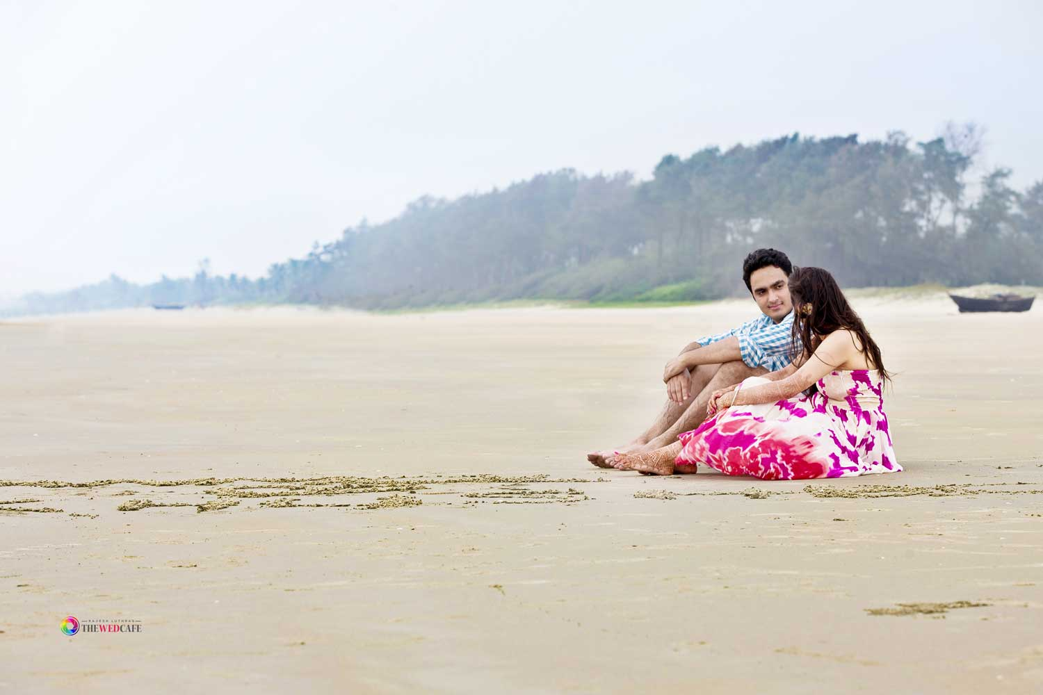 Outdoor Location for Pre-wedding shoot