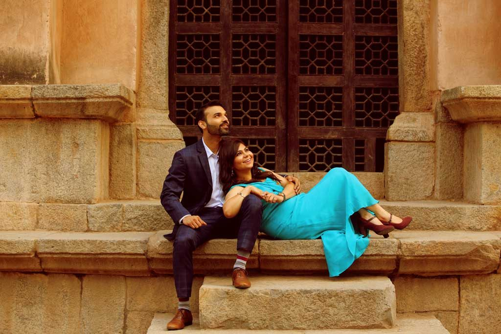 pre wedding shoot in delhi