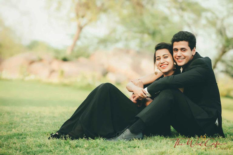 pre-wedding photoshoot in Delhi
