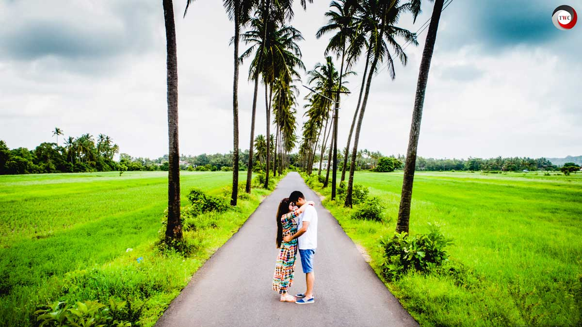 pre wedding shoot location in goa