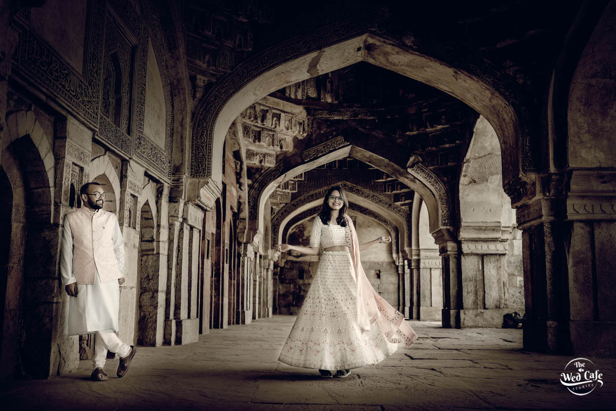 Pre-Wedding Photographers in Delhi