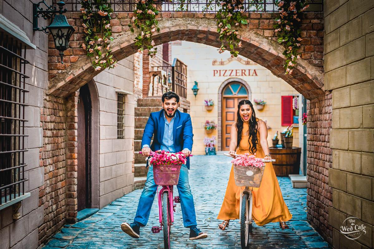 pre wedding shoot location in Delhi